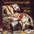 Scrap Happy Quick-Pieced Scrap Quilts ~ Book 1990