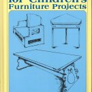 101 Children's Furniture Projects by N. H. Roberts ~ Book 1984