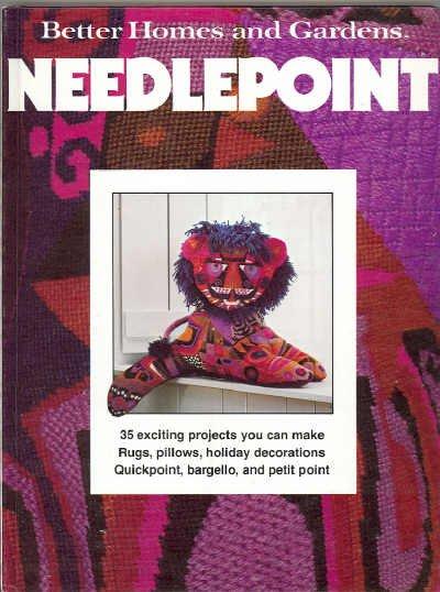 Needlepoint ~ Book 1978