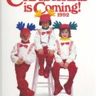 Christmas is Coming!  1992 Book