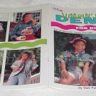Jumpin' Jeans Denim ~ Jean Jacket Ideas ~ Book 1990