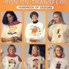 Fun Filled Iron-On Transfer ~ 1992 Book ~ Bears & Bunnies