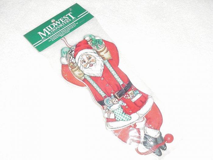 Midwest of Cannon Falls Ornament ~ Santa