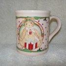 Cherished Teddy 1993 Christmas Mug