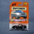 Matchbox ~ 97 Firebird Ram Air ~ # 72