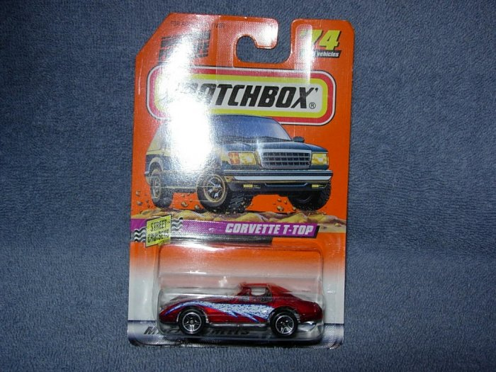 Matchbox ~ Corvette T-Top ~ # 74