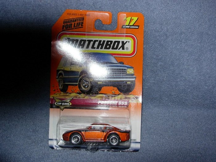 Matchbox ~ Porsche 959 ~ # 17