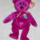 Millennium the Bear ~ TY Beanie Baby