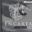 Encarta 99 Encyclopedia CD-Rom