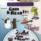 Grin & Bear It! ~ Electronic clipart