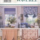 Waverly Window Treatments ~ Butterick 5290 ~ 1997