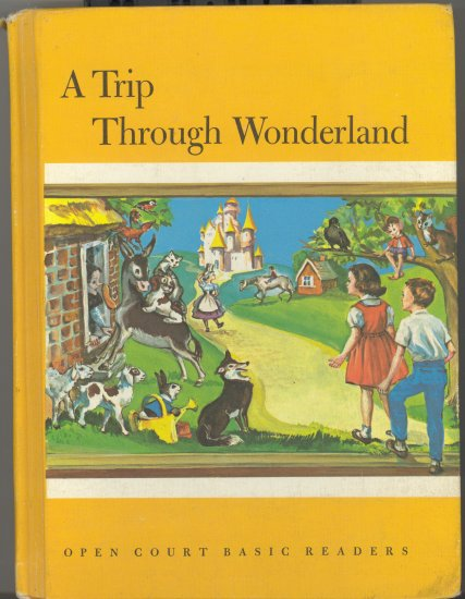 A Trip Through Wonderland ~ Book 1951