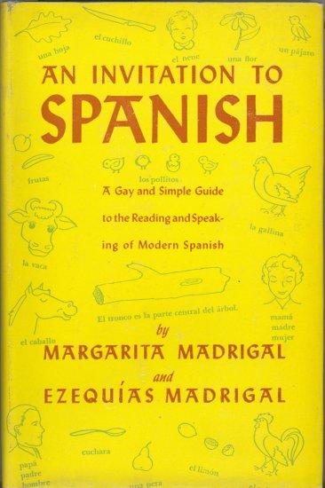 An Invitation to Spanish ~ Book 1943
