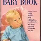 Baby Book ~ Better Homes & Gardens ~ 1969
