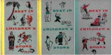 Best in Children's Books ~ 3 Books 1958 1960 & 1961