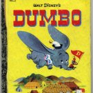 Dumbo ~ Little Golden Book 1980