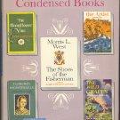 Reader's Digest Condensed Books ~ Summer 1963 vol 3