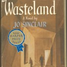 Wasteland by Jo Sinclair ~ Book 1946