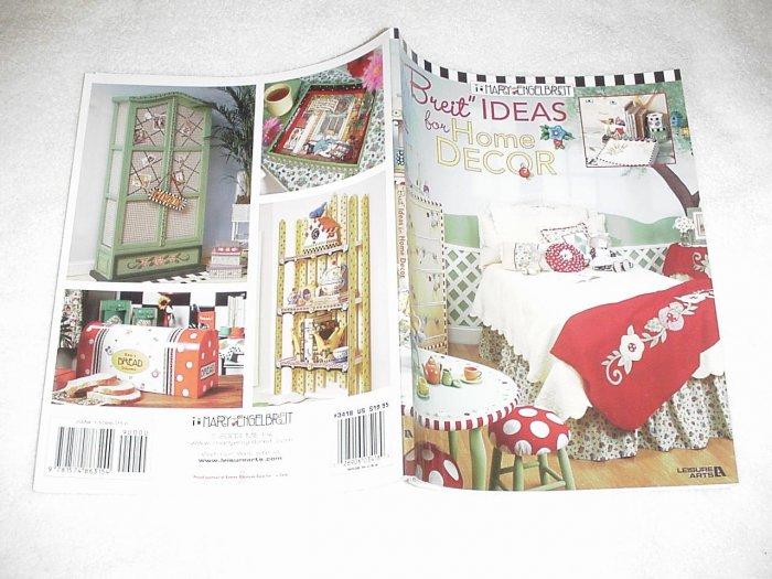 Breit Ideas for Home Decor Book ~ Mary Engelbreit