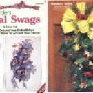 Floral Swags Pattern ( 18 designs ) ~ 1990