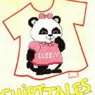 Shirt Tales ~ Cross-Stitch Pattern ~ 1982