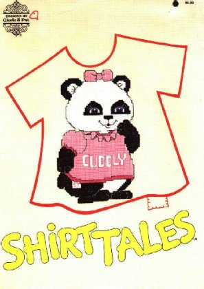 Shirt Tales ~ Cross-Stitch Pattern ~ 1982