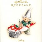 Hallmark Ornament ~ Dollop ~ The Merry Bakers ~ 2006