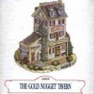 Liberty Falls Americana Collection ~ The Gold Nugget Tavern ~ 1993