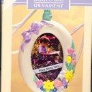 Hallmark Spring Ornament ~ Beautiful Memories 1993 ~ Photo-holder