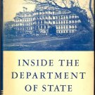 Inside the Department of State by Bertram D. Hulen ~ Book 1939