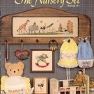 The Nursery Set Arrival # 1 ~ Cross-stitch Chart 1986