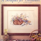 A Bouquet for Elizabeth by Paula Vaughan ~ Cross-stitch Chart 1987