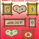 Circus and Fair Needlework Spectacular ~ Cross-stitch Chart 1984