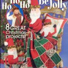 Ho Ho Ho Be Jolly ~ Annie's Attic Crochet Booklet 2003