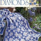 Distinguished Diamonds Afghans ~ Crochet Booklet 1999
