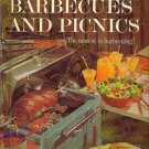 Barbecues and Picnics (Better Homes & Gardens) ~ Cook Book 1963