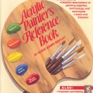 Acrylic Painter's Reference Book by Susan Adams Bentley ~ Decorative Painting Book 1989