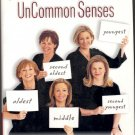 Satellite Sisters' UnCommon Senses by the Dolan Sisters  ~ Book 2001