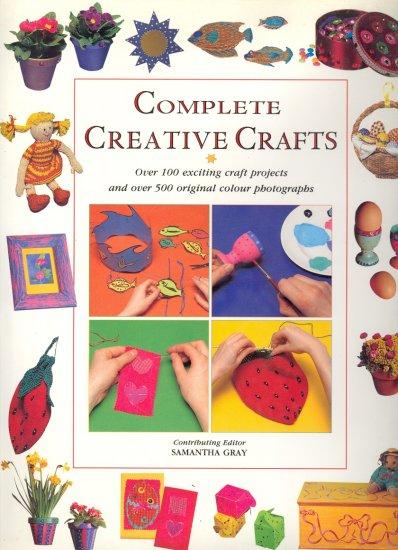 Complete Creative Crafts ~ Book 1994