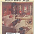 The House & Home Book of Interior Design ~ Book 1979