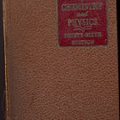 Handbook of Chemistry and Physics ~ Book 1954