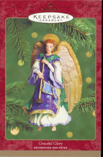 Hallmark Ornament ~ Graceful Glory 2000
