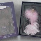 Hallmark Porcelain Ornament ~ Barbie 2002 ~ Members only