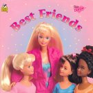 Dear Barbie Best Friends Book ~ 1996