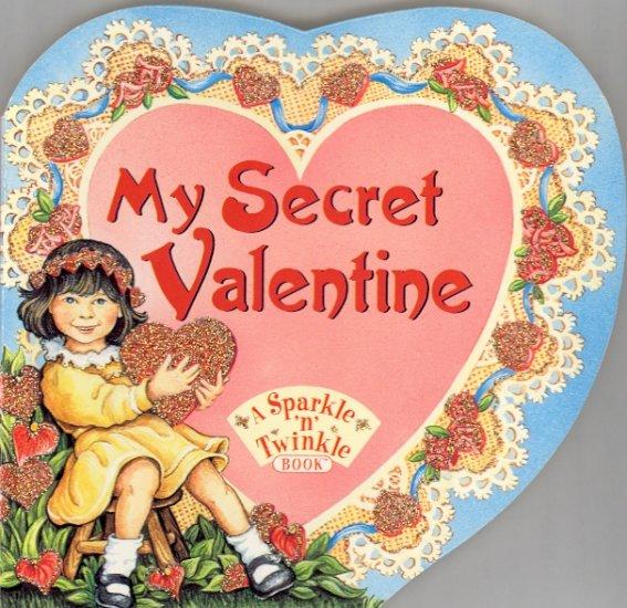 My Secret Valentine by Jane Gerver ~ Book 1997