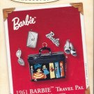 Hallmark Ornament ~ 1961 Barbie Travel Pal ~ 2002
