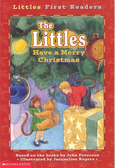 The Littles Have a Merry Christmas ~ Book 2002