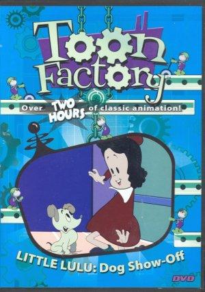 Toon Factory ~ Little Lulu Dog Show-Off~  DVD ~ 2006