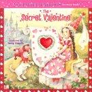 The Secret Valentine by Johanna Maron ~ Book 1999 ~ with 20 Glitter Tattoos