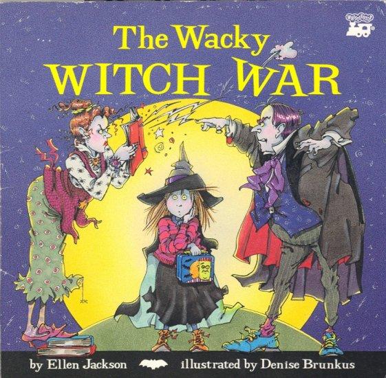 The Wacky Witch War by Ellen Jackson ~ Book 1996